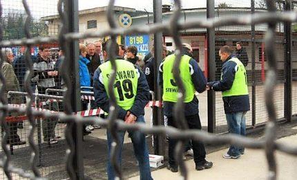 Scontri a San Siro: 7 Daspo a ultras interisti, 9 gli assalitori