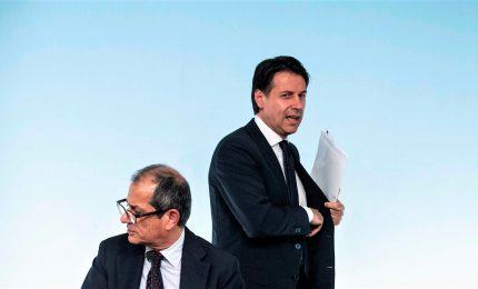 Le spine di Conte e Tria, ancora nessun accordo con Bruxelles