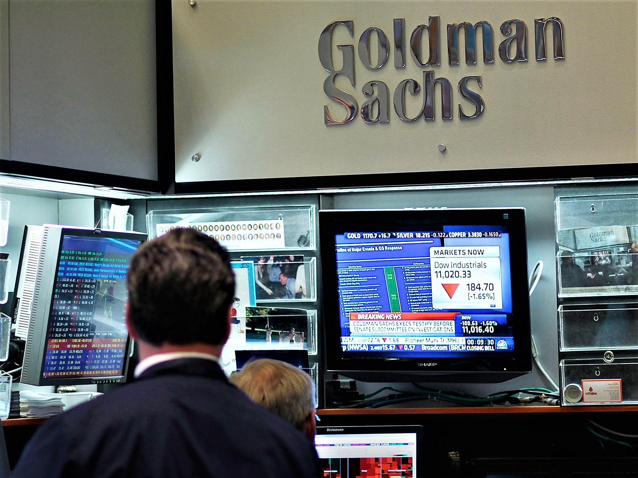 Drastico taglio Goldman su Pil Italia: 2019 solo +0,6%