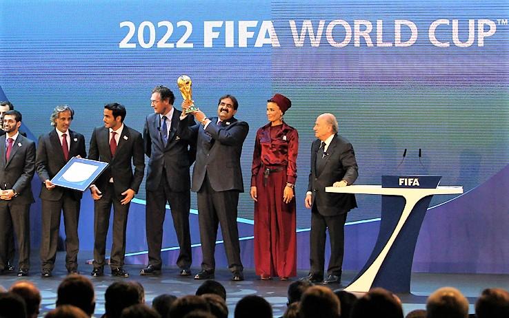 Qatar 2022, quattro fasce orarie per le partite mondiali