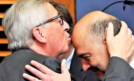 I falchi Ue volevano procedura d'infrazione ma hanno prevalso le colombe