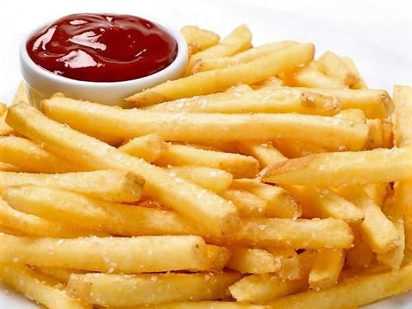 Quantità giusta di patatine fritte? Solo sei a porzione. E il web insorge