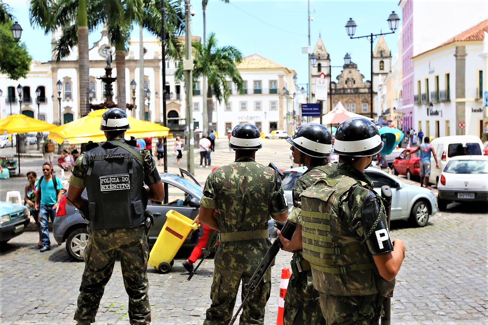 Uomo apre fuoco in cattedrale vicino San Paolo, 4 morti