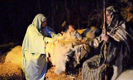 Boom di visitatori al presepe vivente di Monterchi: oltre 250 figuranti, un chilometro di percorso e 55 scene