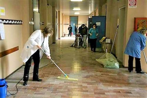Dodicimila assunzioni per pulizie e sicurezza nella scuola