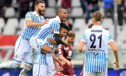Spal-Empoli 2-2, doppietta di Kurtic