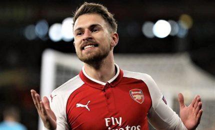 Parte caccia al colpo, Juve in pole per Ramsey