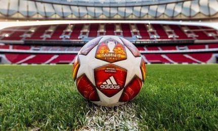 Champions League, Adidas svela il pallone ufficiale della finale