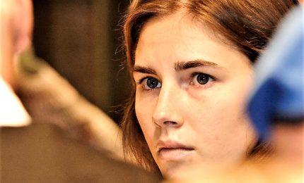 Corte Strasburgo condanna l'Italia per Amanda Knox