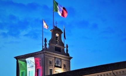 Giornata della Bandiera, il Tricolore compie 222 anni