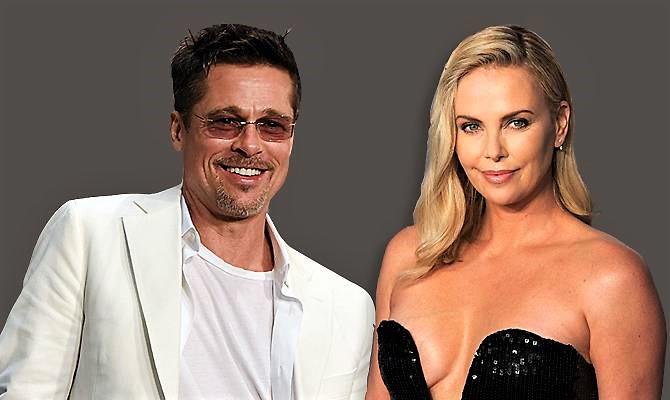 Brad Pitt e Charlize Theron stanno insieme
