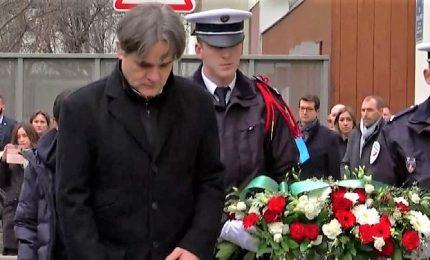 Charlie Hebdo, cerimonia a quattro anni dall'attacco estremista