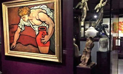 Dai sarcofagi alla scultura contemporanea, benvenuti a Mougins