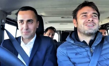 Di Battista-Di Maio: on the road verso Strasburgo per cambiare Ue