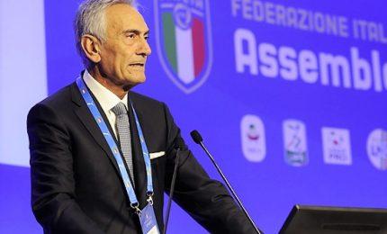 Elezioni FIGC, Gravina confermato presidente quadriennio 2021-24