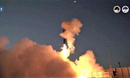 Israele testa con successo sistema antimissili Arrow 3