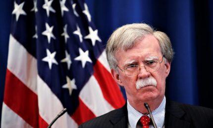 Casa Bianca avvia azione legale per bloccare uscita libro Bolton