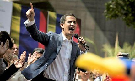 Juan Guaidó chiede un incontro a Matteo Salvini