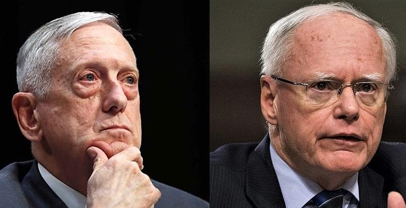Usa, si dimette capo staff del Pentagono