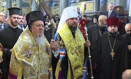 La Chiesa ucraina diventa ufficialmente indipendente