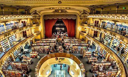La più bella libreria del mondo? E' a Buenos Aires, in un teatro