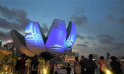 Le mille luci di Singapore, tutta la magia del festival iLight