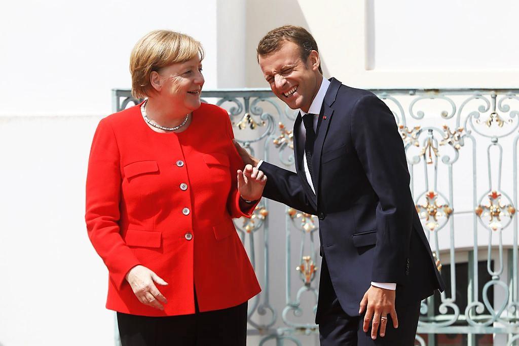 Ue, piano di rilancio franco-tedesco da 500 miliardi