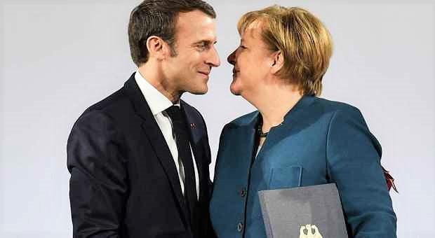 Ue, Merkel: