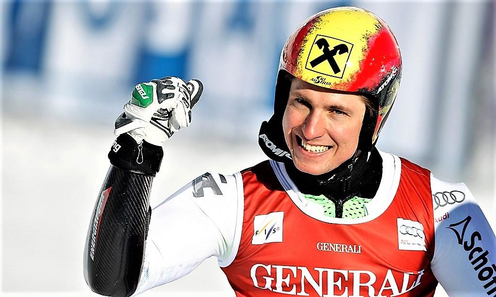 Hirscher vince anche gigante Adelboden, male azzurri