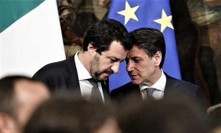 """Scontro aperto in governo su migranti, """"duello"""" Conte-Salvini"""