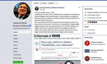 """Quando Salvini incitava i sindaci: """"Ribellatevi..."""""""