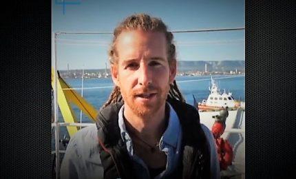 Sea-Watch, video del capo missione: solidarietà importantissima