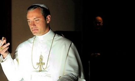 """Jude Law e Sorrentino a Venezia per riprese """"The New Pope"""""""