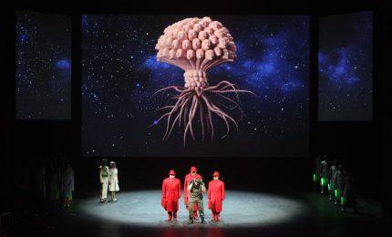 Teatro Massimo di Palermo, dalla Cina del futuro con furore