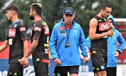 Napoli a Torino con 4-3-3 per lanciare Insigne