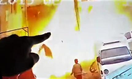 Attentato suicida a Manbij, almeno 16 morti di cui quattro militari startunitensi. L'Isis rivendica la strage
