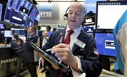 Wall Street rimbalza da peggiore settimana dalla crisi del 2008
