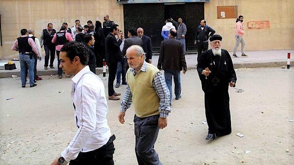 Bomba in Chiesa in Egitto, muore artificiere