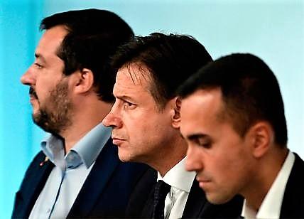 Prove alleanza Salvini-Di Maio: si va avanti, evitare infrazione. Ma resta la distanza con Conte