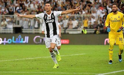Ancora alla Juventus la Supercoppa italiana, 1-0 sul Milan