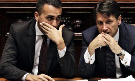 Governo diviso sui accoglienza migranti, si consolida asse Conte-Di Maio