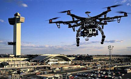 Gli aeroporti di Londra si dotano di tecnologie anti-drone
