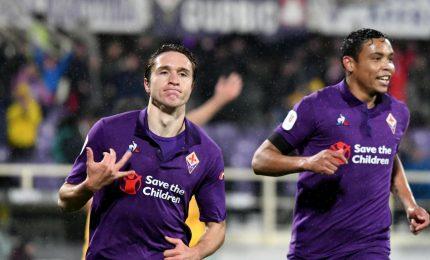 Roma umiliata 7-1, Fiorentina goleada show