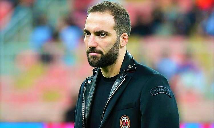 """Higuain verso Chelsea di Sarri: """"Se cercate casino non lo troverete mai con me"""""""