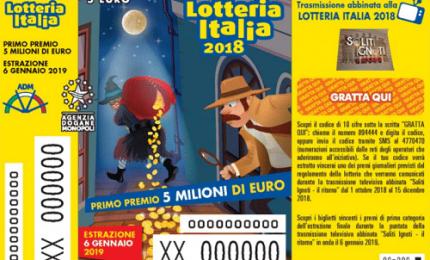 Lotteria Italia bacia la Campania, 5 milioni nel Salernitano