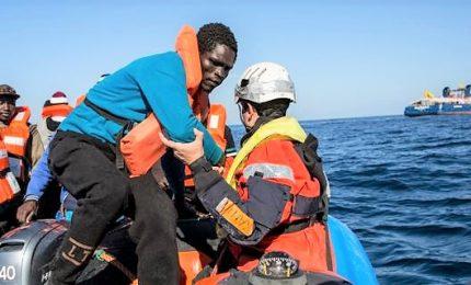 Nuovo sbarco a Lampedusa, soccorse 19 persone