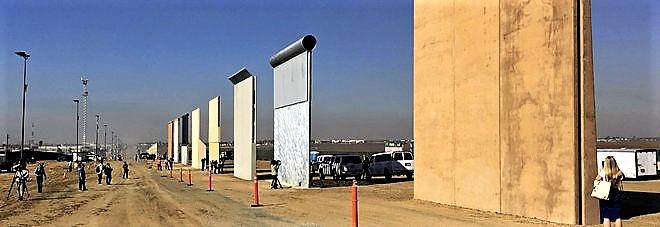 """Muro e shutdown, il test di Trump in diretta tv. Giovedì il presidente Usa """"in prima linea"""" al confine con Messico"""