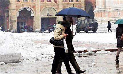 Allerta neve prorogata fino a domani in Liguria: bufera a Genova