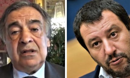 """Scoppia la guerra del """"SUCA"""" tra il ministro Salvini e il 'Sinnaco Ollando'"""