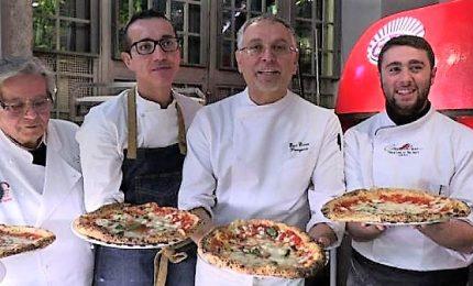 """A Napoli una """"Pizza con la Befana"""" per 500 senzatetto"""